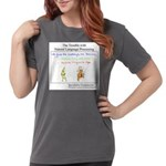 SpecGram NLP Monkey Womens Comfort Colors Shirt