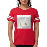 SpecGram NLP Monkey Womens Football Shirt