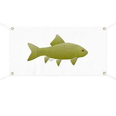 Bigmouth Buffalo fish Banner