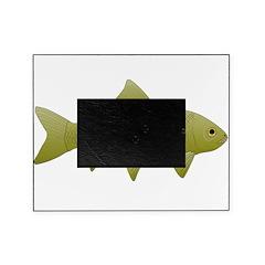 Bigmouth Buffalo fish Picture Frame