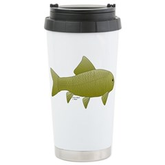 Bigmouth Buffalo fish Travel Mug