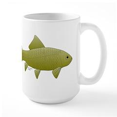 Bigmouth Buffalo fish Mug