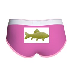 Bigmouth Buffalo fish Women's Boy Brief