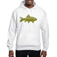Bigmouth Buffalo fish Hoodie