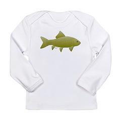 Bigmouth Buffalo fish Long Sleeve T-Shirt