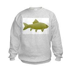 Bigmouth Buffalo fish Sweatshirt