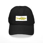 Black Redhorse fish Baseball Hat