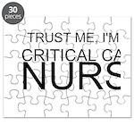 Trust Me, Im A Critical Care Nurse Puzzle