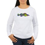 orangethroat darter Long Sleeve T-Shirt