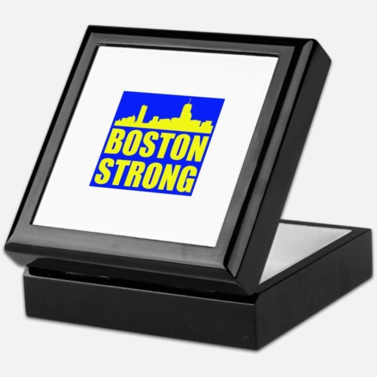 Boston Strong Keepsake Box