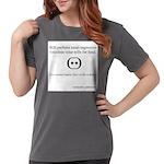 SpecGram Stupid Phonet Womens Comfort Colors Shirt