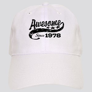 Awesome Since 1978 Cap