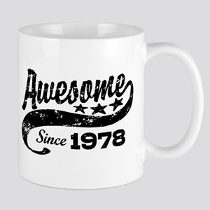 Awesome Since 1978 Mug
