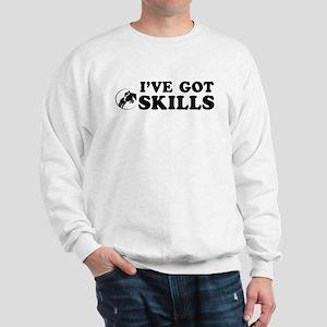 I've got Show Jump skills Sweatshirt