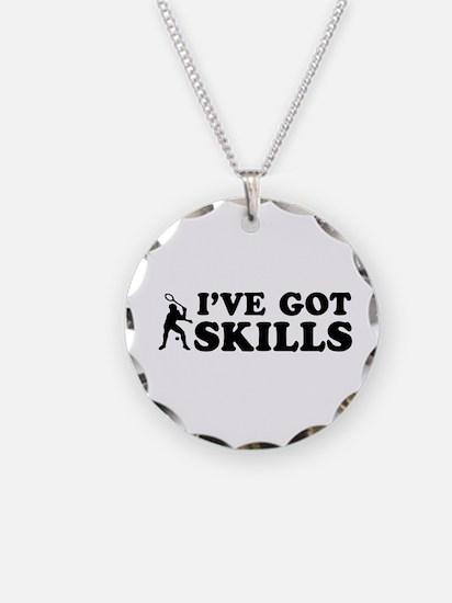 I've got Squash skills Necklace