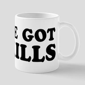 I've got Squash skills Mug