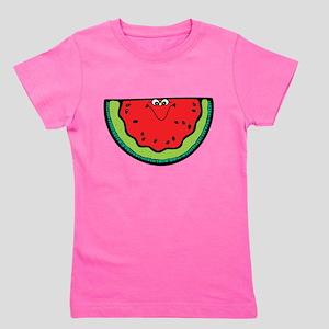 happy-watermelon Girl's Tee