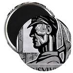 Pennsylvania Coal WPA 1938 Magnet