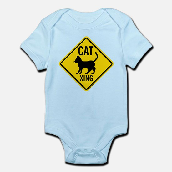 Cat Xing Sign Body Suit