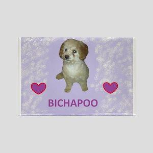 BICHAPOO Rectangle Magnet