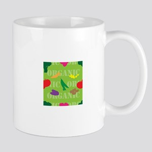 Market Seamless Mug