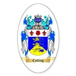 Cattling Sticker (Oval)