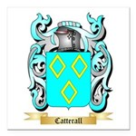 Catterall Square Car Magnet 3