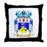 Cattera Throw Pillow