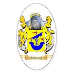 Cattenach Sticker (Oval 10 pk)
