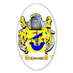 Cattenach Sticker (Oval 50 pk)