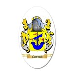 Cattenach 20x12 Oval Wall Decal