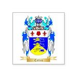 Catten Square Sticker 3