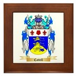 Cattell Framed Tile