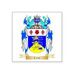 Catte Square Sticker 3