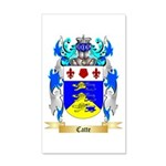 Catte 35x21 Wall Decal