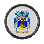 Catte Large Wall Clock