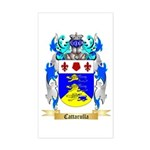 Cattarulla Sticker (Rectangle)