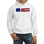 No Bush Hooded Sweatshirt