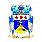 Cattarossi Square Car Magnet 3