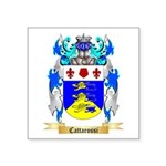 Cattarossi Square Sticker 3