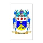 Cattarossi 20x12 Wall Decal