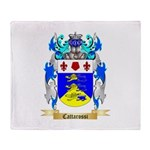 Cattarossi Throw Blanket