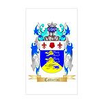 Cattarini Sticker (Rectangle)