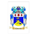 Cattarini Postcards (Package of 8)