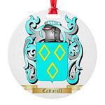 Cattarall Round Ornament