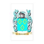 Cattarall Sticker (Rectangle)