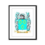 Cattarall Framed Panel Print