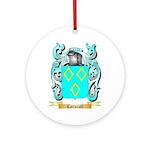 Cattarall Ornament (Round)