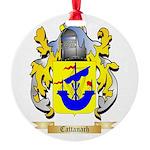 Cattanach Round Ornament