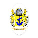 Cattanach Oval Car Magnet